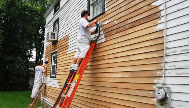Painting The Exterior Of Any Home