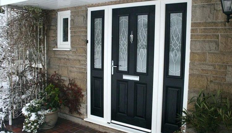 UPVC Replacement Exterior Door