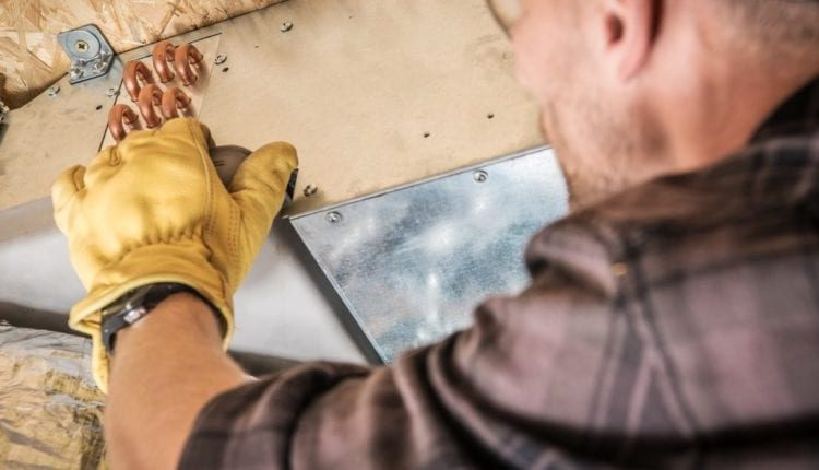 Air Duct Cleaning And Sealing