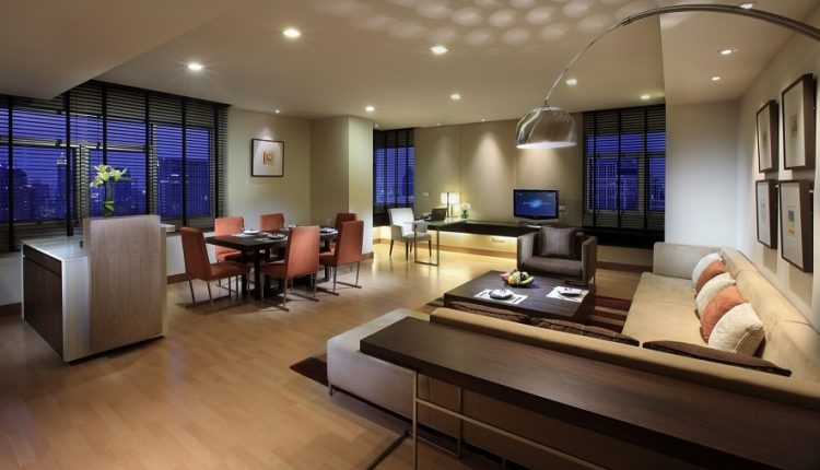 Accommodation in Luxury Apartments