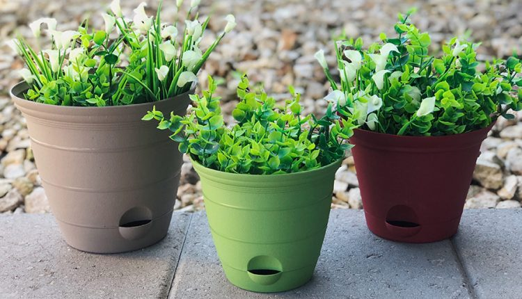 Looking For Self-Watering Planters