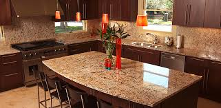solid surface and stone countertops