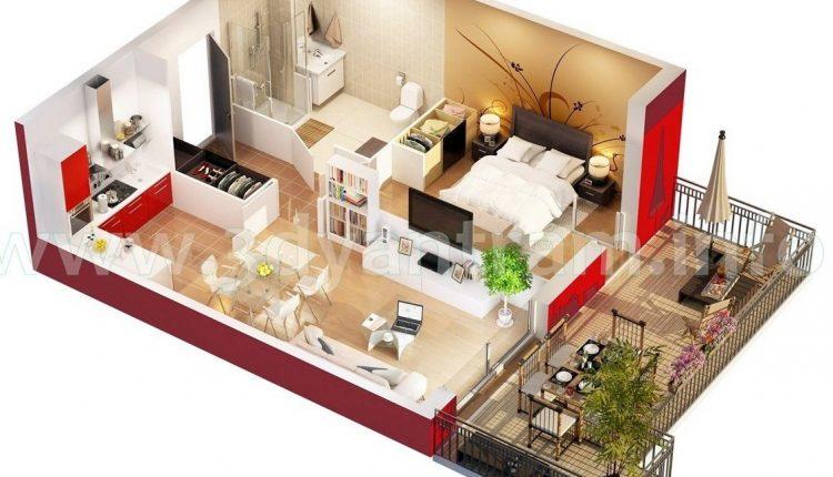 Apartments Floor Plans