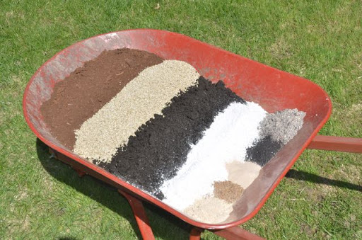 Making Potting Soil