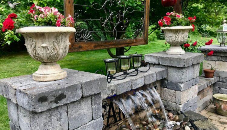Outdoor Water Feature Types Online